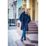 Fur coat 01-05-528-Grey