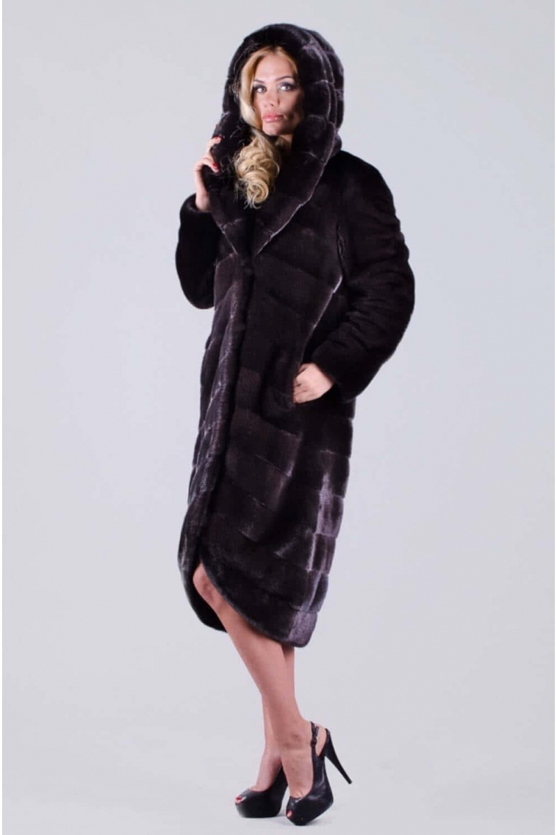 Fur coat 01-05-415- SBV
