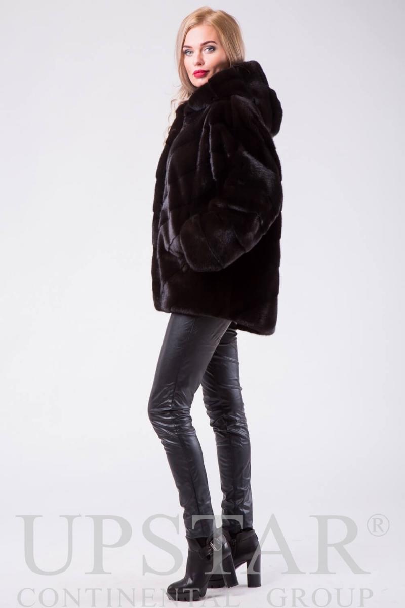 Fur coat 01-05-483- SBV
