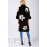 Fur coat 01-05-524 10- NAFA-flowers